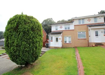 Thumbnail 3 bed semi-detached house for sale in Alloway Drive, Paisley
