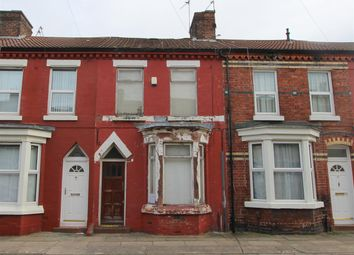 3 bed terraced house for sale in Rossett Street, Anfield, Liverpool L6