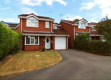 Thumbnail 3 bed detached house for sale in Bostock Close, Stone