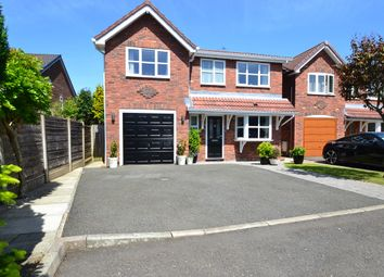Thumbnail 4 bed detached house for sale in Millbrook Fold, Hazel Grove, Stockport