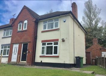 Thumbnail 3 bed terraced house for sale in The Flatts, Wednesbury