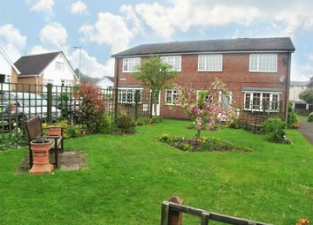 Thumbnail 2 bed flat to rent in Fenimore Court, Nursery Road, Radcliffe-On-Trent, Nottingham