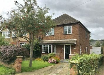 Thumbnail 3 bed detached house for sale in Verney Avenue, Cressex Business Park, High Wycombe
