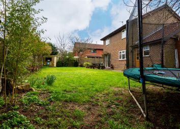 Thumbnail 4 bed detached house for sale in Willowdale Close, Petersfield