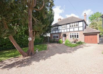 Thumbnail 3 bedroom detached house for sale in Moss Lane, Pinner Village, Middlesex