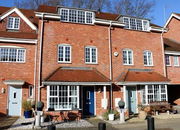 Thumbnail 4 bed terraced house to rent in Foundry Close, Hook