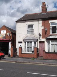 Thumbnail 3 bed end terrace house for sale in Marfitt Street, Leicester