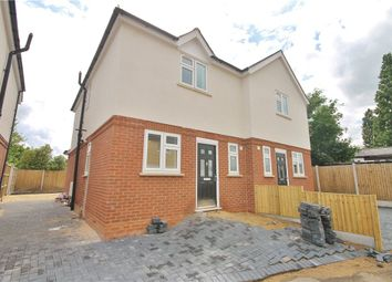Thumbnail 2 bed semi-detached house for sale in Poole Lane, Off Short Lane, Stanwell
