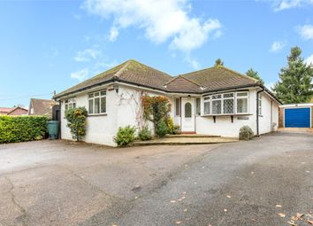 Thumbnail 3 bed detached bungalow for sale in Ricketts Hill Road, Tatsfield, Westerham, Surrey