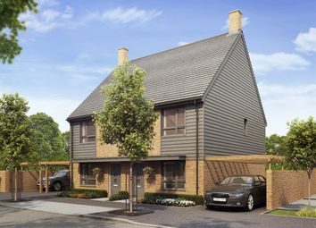 """Thumbnail 2 bed end terrace house for sale in """"The Singleton"""" at Repton Avenue, Ashford"""