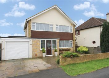 Thumbnail 4 bed detached house for sale in Beech Avenue, Ruislip