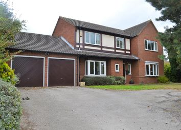 Thumbnail 5 bed detached house for sale in Quarry Hills Lane, Lichfield