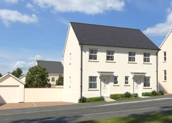 Thumbnail 2 bed terraced house for sale in Blenheim Terrace, Bovey Tracey, Newton Abbot