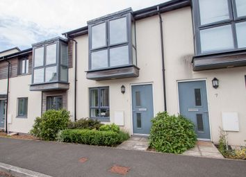 Thumbnail 2 bed terraced house for sale in Cobham Close, Crownhill, Plymouth