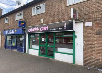 Thumbnail Retail premises for sale in Wordsworth Road, Loughborough, Leicestershire
