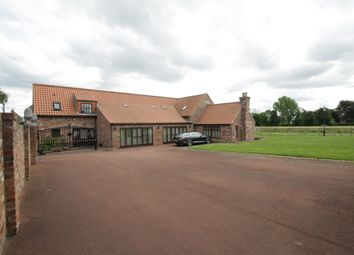 Thumbnail 5 bed barn conversion for sale in The Green, Wolviston, Billingham
