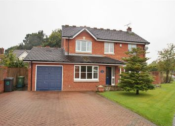 Thumbnail 3 bed detached house for sale in Irthing Park, Brampton, Cumbria