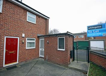 Thumbnail 1 bedroom flat to rent in Northcote Way, Highbury Vale, Nottingham