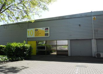 Thumbnail Industrial to let in Unit 10, Ash, Kembrey Park, Swindon