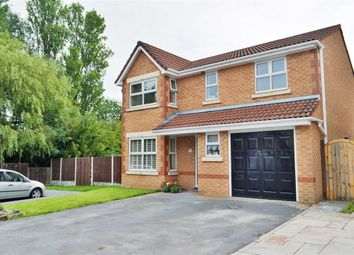 Thumbnail 4 bed detached house for sale in Fenton Way, Hindley, Wigan