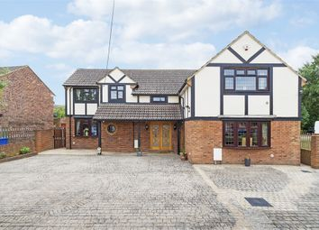 Thumbnail 5 bed detached house for sale in Stanwell Road, Horton, Berkshire