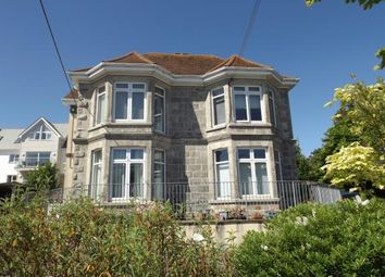 Thumbnail 2 bed flat for sale in 21 Alexandra Road, St. Austell, Cornwall