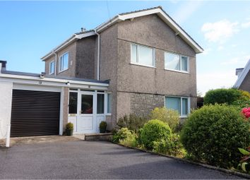 Thumbnail 4 bed detached house for sale in Silver Close, West Cross