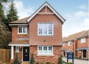 Thumbnail 3 bed detached house for sale in Rye Road, Hawkhurst, Cranbrook