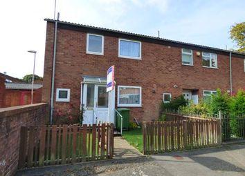 Thumbnail 3 bedroom end terrace house for sale in De Lisle Close, Portsmouth