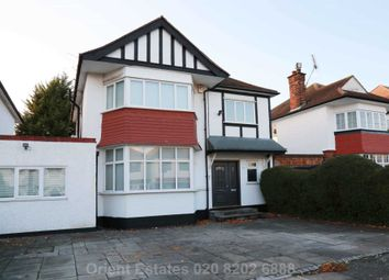 Thumbnail 4 bed detached house to rent in Crespigny Road, London
