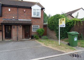 Thumbnail 2 bed end terrace house to rent in Maybish Walk, Olney
