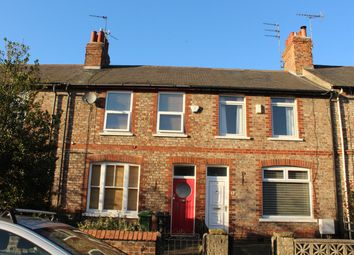 Thumbnail 2 bed terraced house to rent in Howe Hill Road, York