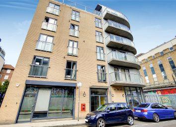 Alpha Court, 20 Calvin Street, London E1. 1 bed flat