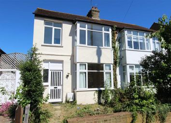 Thumbnail 3 bedroom semi-detached house to rent in Lonsdale Road, Southend On Sea, Essex