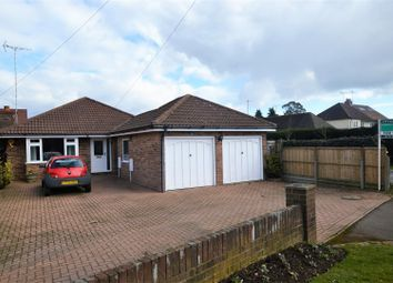 Thumbnail 3 bed bungalow for sale in Oaklands Lane, Smallford, St. Albans