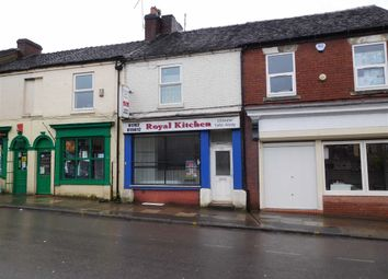 Thumbnail Restaurant/cafe for sale in Newcastle Street, Burslem, Stoke-On-Trent