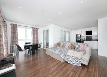 Thumbnail 2 bed flat to rent in Wiverton Tower, 4 New Drum Street, London