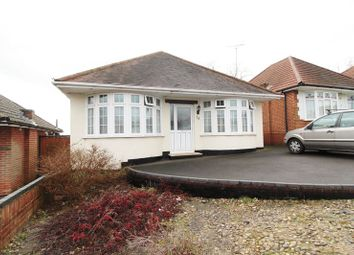 Thumbnail 2 bedroom detached bungalow for sale in Taunton Drive, Southampton