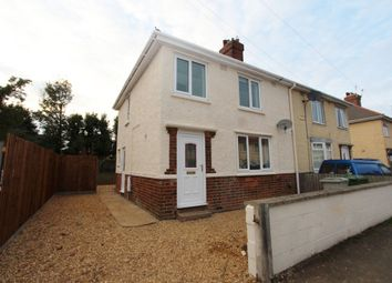 Thumbnail 3 bed semi-detached house to rent in Parkfield Road, Oakham