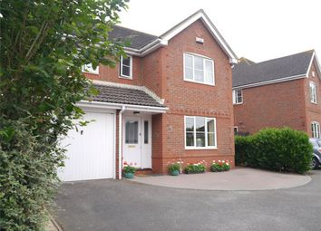 Thumbnail 4 bed detached house for sale in Malmsey Close, Stonehills, Tewkesbury, Gloucestershire