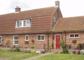 Thumbnail 3 bed terraced house to rent in The Causeway, Great Staughton