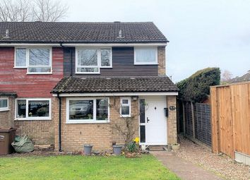 Thumbnail 3 bed semi-detached house for sale in Redmayne Close, Camberley, Surrey