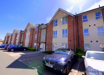 Thumbnail Flat to rent in Harrow Close, Chertsey