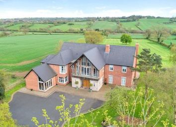 Thumbnail 4 bed detached house for sale in Kiddlestitch, Uttoxeter