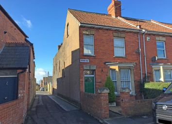Thumbnail 4 bed end terrace house for sale in 36 Norbins Road, Glastonbury, Somerset