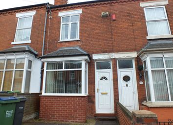 Thumbnail 2 bed property to rent in Clifford Road, Bearwood, Smethwick