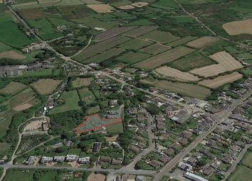 Trenerth Road, Leedstown, Hayle, Cornwall TR27. Land for sale