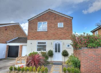 Thumbnail 3 bed link-detached house for sale in Blacksmiths Way, Old Catton, Norwich