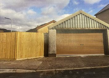 Thumbnail Parking/garage for sale in Vicarage Close, Penygraig, Tonypandy