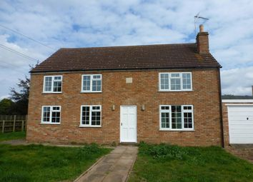 Thumbnail 4 bed detached house to rent in Fen Drove, Wretton, King's Lynn
